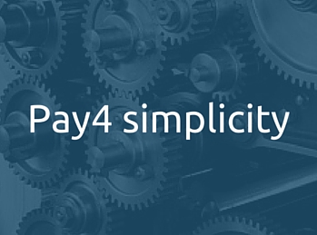 The Pay4 credit facility is simple. Pay4 Simplicity. Finance Solution
