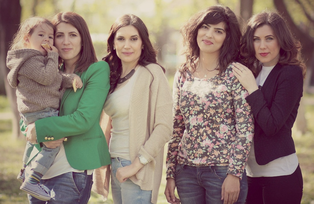 Family-owned business. A family of sisters