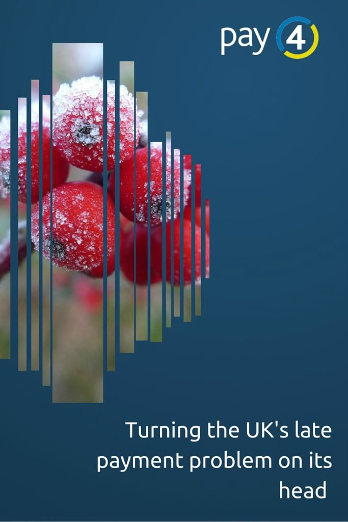 Turning the UK's late payment problem on it's head