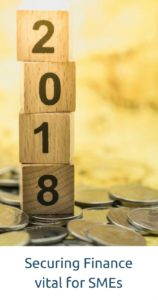 Business Finance Vital for SMEs in 2018